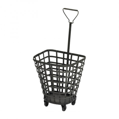 Standing basket
