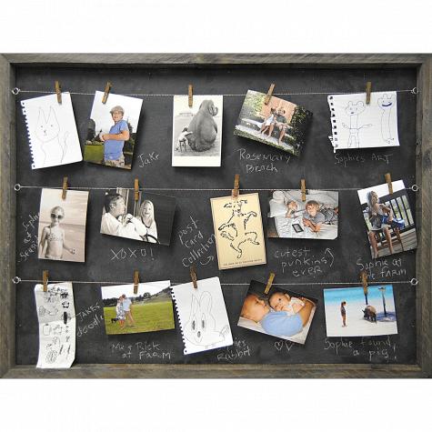Memory board for photos