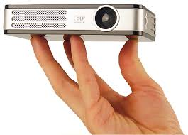 Tiny projector