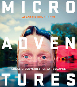Microadventures book cover