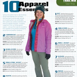 Apparel 10 Essentials pic