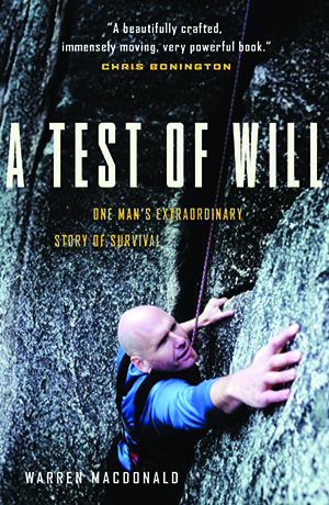 Test of Will book pic
