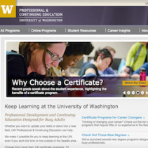 Media Mention: University of Washington Professional and Continuing Education