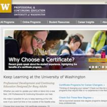 Media Mention: University of Washington Professional and Continuing Education